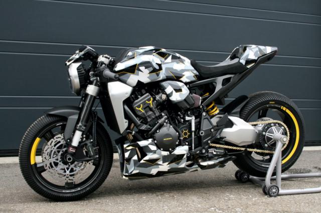 Honda CB1000R do cuc chat den tu ARCTOS - 11