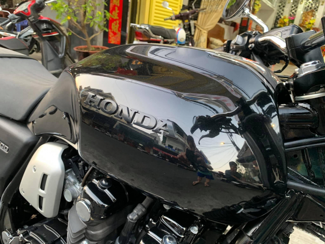 HonDa CB1100 RS 2020 Xe Moi Dep - 6