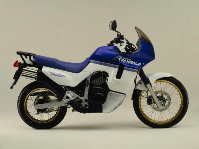 Honda Transalp duoc dang ky tai Hoa Ky - 3