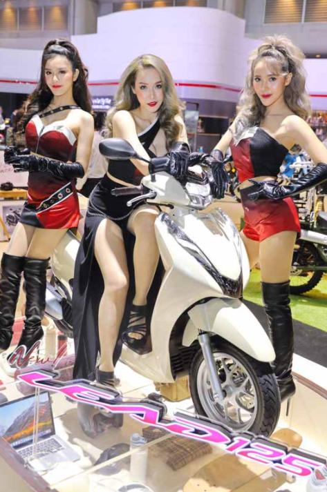Honda trinh lang 4 mau xe chu luc tai Motor Show 2021 - 6
