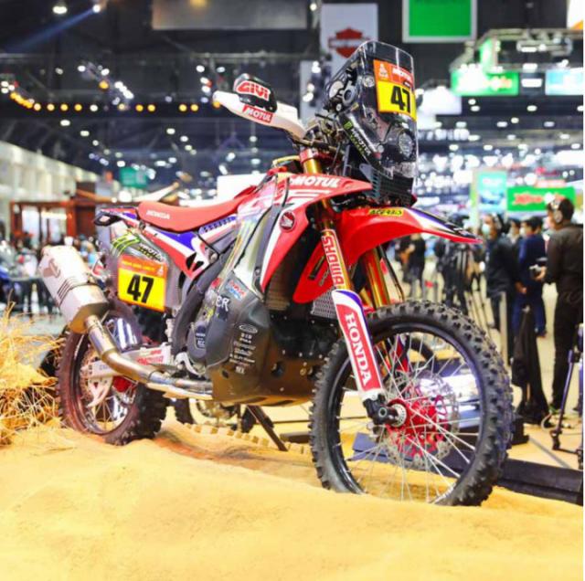 Honda trinh lang 4 mau xe chu luc tai Motor Show 2021 - 7