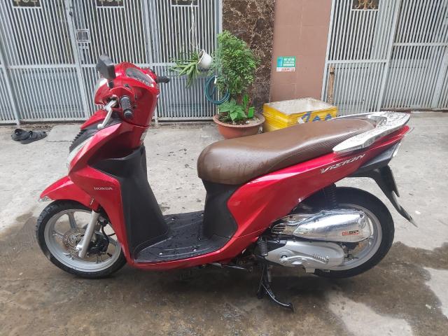 Honda Vision xe dep tra gop khong can dua tien truoc - 3