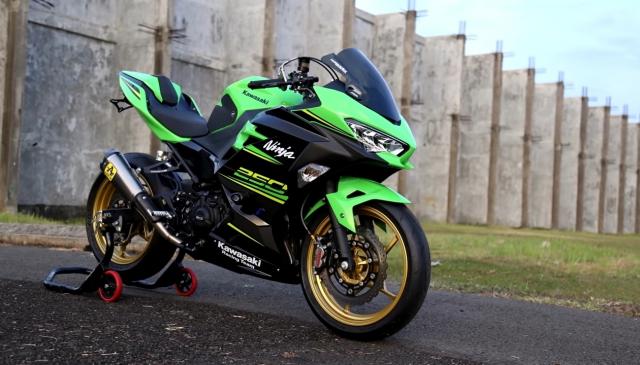 Kawasaki Ninja 250 do tu Sport City thanh Sport bike ca tinh - 5