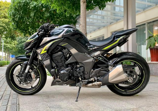 Kawasaki Z1000R ABS 2018 Xe Moi Dep - 3