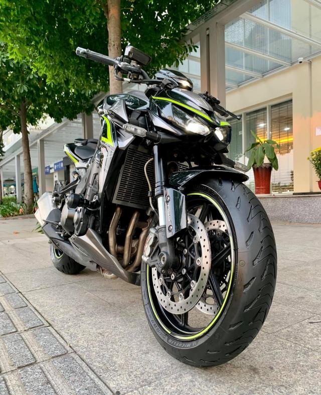 Kawasaki Z1000R ABS 2018 Xe Moi Dep - 6