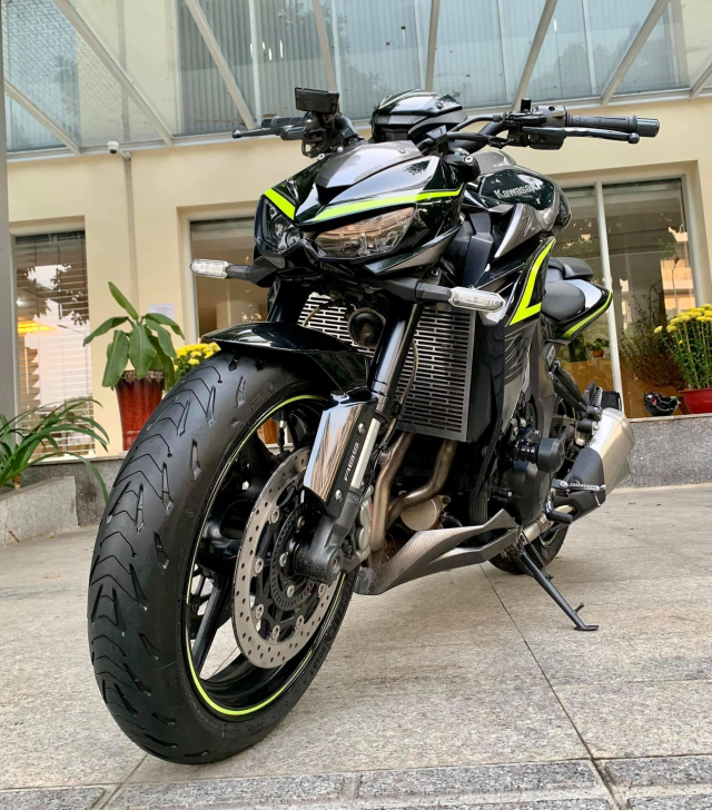 Kawasaki Z1000R ABS 2018 Xe Moi Dep - 2