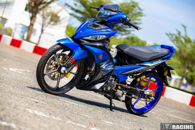 Exciter 135 do thanh LC135 DINH khong can CHINH - 3