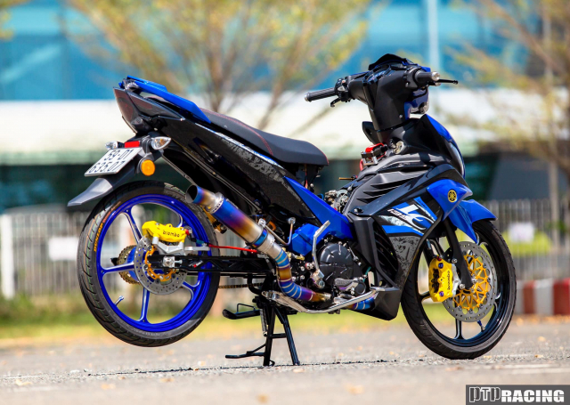 Exciter 135 do thanh LC135 DINH khong can CHINH - 16