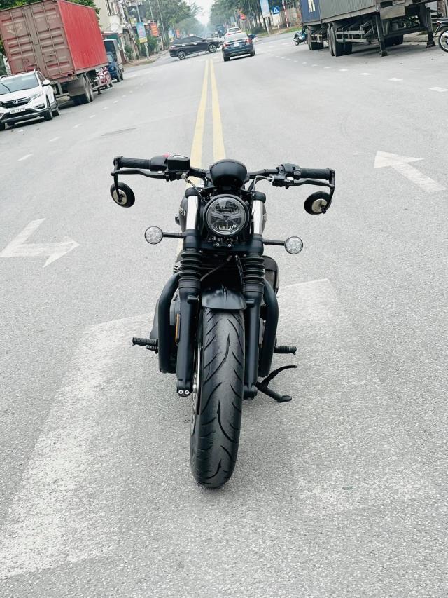 Triumph BOBBER Black 2019 Xe Moi Dep - 7