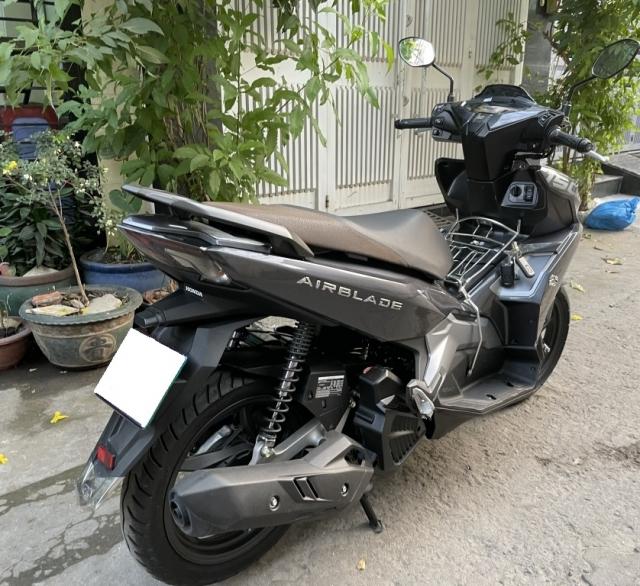 Xe air blade 150cc 2020 mau den xam chinh chu - 4