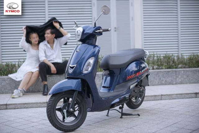 Xe tay 50cc chinh hang voi nhieu uu dai hap dan tai Kymco - 2