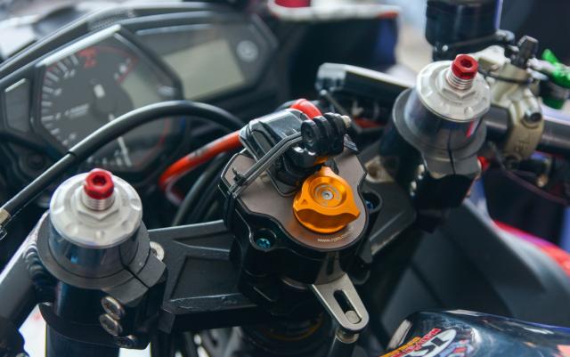Yamaha R3 phien ban xe dua duoc trang bi gi - 7