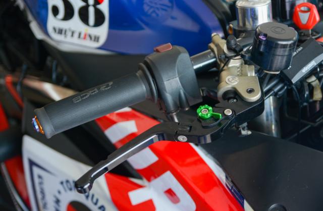 Yamaha R3 phien ban xe dua duoc trang bi gi - 5