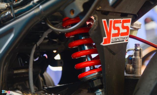 Yamaha R3 phien ban xe dua duoc trang bi gi - 12