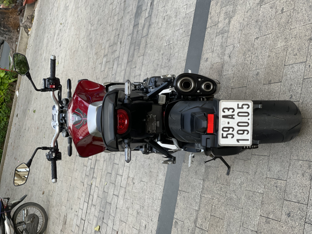 _ Moi ve xe HONDA CB1000R Neo ABS HQCN Dang ky 122018 chinh chu odo 5800km xe dep may zin - 8