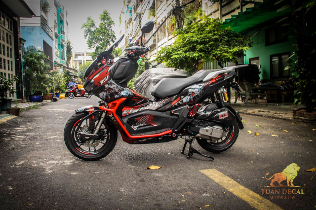 ADV 150 ham ho that su trong bo canh candy - 7