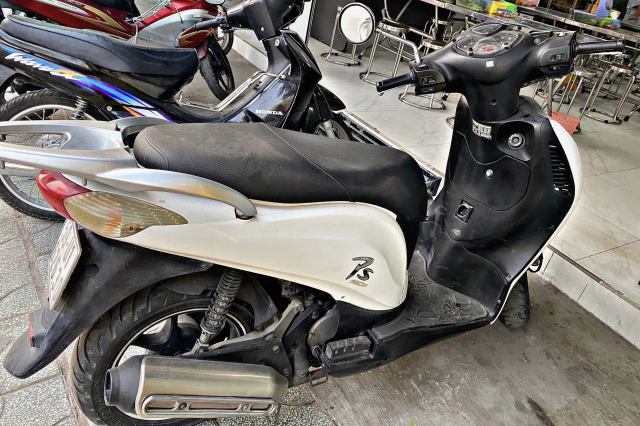 Ban Honda Ps Fi150 2007 - 5