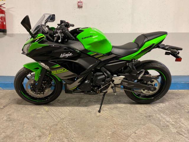 Can Ban Kawasaki Ninja 650 Nam 2019