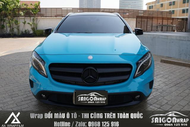 Dan Decal Doi Mau O to Xe Hoi Tan Noi SaiGon Car Wrap - 11