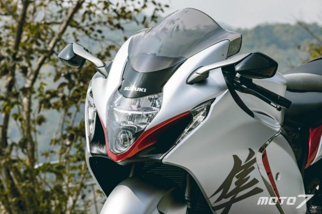 Danh gia Suzuki Hayabusa 2021 Lay cam hung tu Chim ung Peregrine - 13