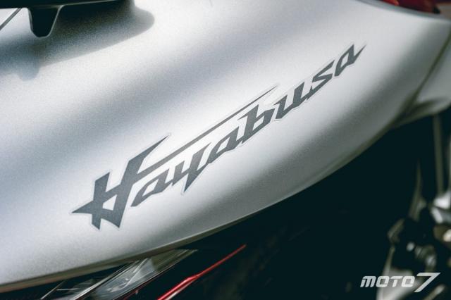 Danh gia Suzuki Hayabusa 2021 Lay cam hung tu Chim ung Peregrine - 15
