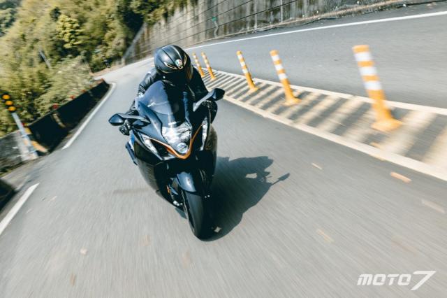 Danh gia Suzuki Hayabusa 2021 Lay cam hung tu Chim ung Peregrine - 30