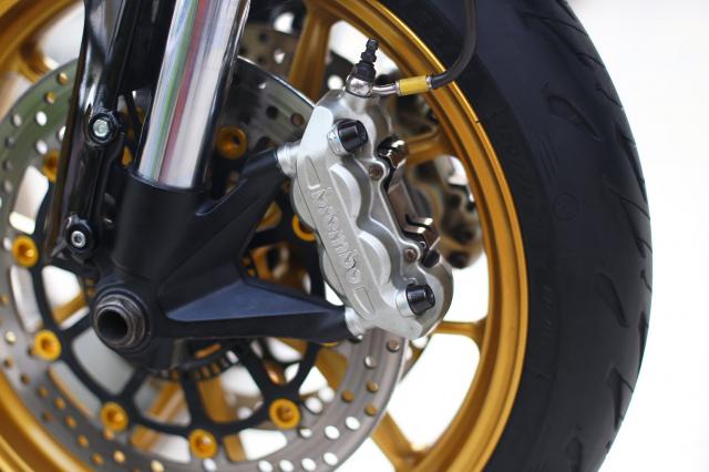 Ducati Monster 796 2014 phien ban mat troi trong dem do choi ngap mat - 18