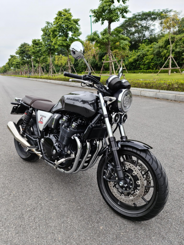 HonDa CB1100 RS 2020 Xe Moi Dep - 3