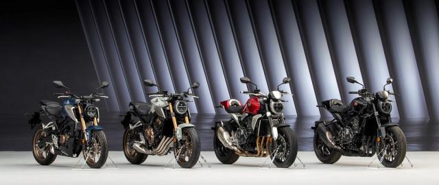 Honda CB125R Neo Sport Cafe 2021 phien ban moi duoc ra mat