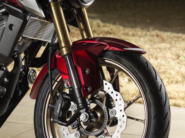 Honda CB125R Neo Sport Cafe 2021 phien ban moi duoc ra mat - 6