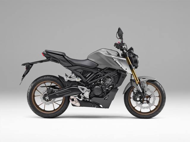 Honda CB125R Neo Sport Cafe 2021 phien ban moi duoc ra mat - 8