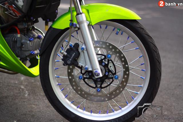 Honda Nice 125 hoa thanh sieu pham voi dan trang bi di vao di vang - 12