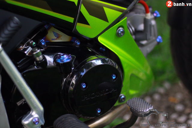 Honda Nice 125 hoa thanh sieu pham voi dan trang bi di vao di vang - 17