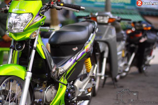 Honda Nice 125 hoa thanh sieu pham voi dan trang bi di vao di vang - 23