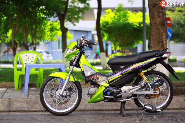 Honda Nice 125 hoa thanh sieu pham voi dan trang bi di vao di vang - 25