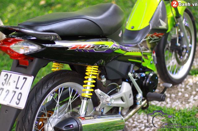 Honda Nice 125 hoa thanh sieu pham voi dan trang bi di vao di vang - 21