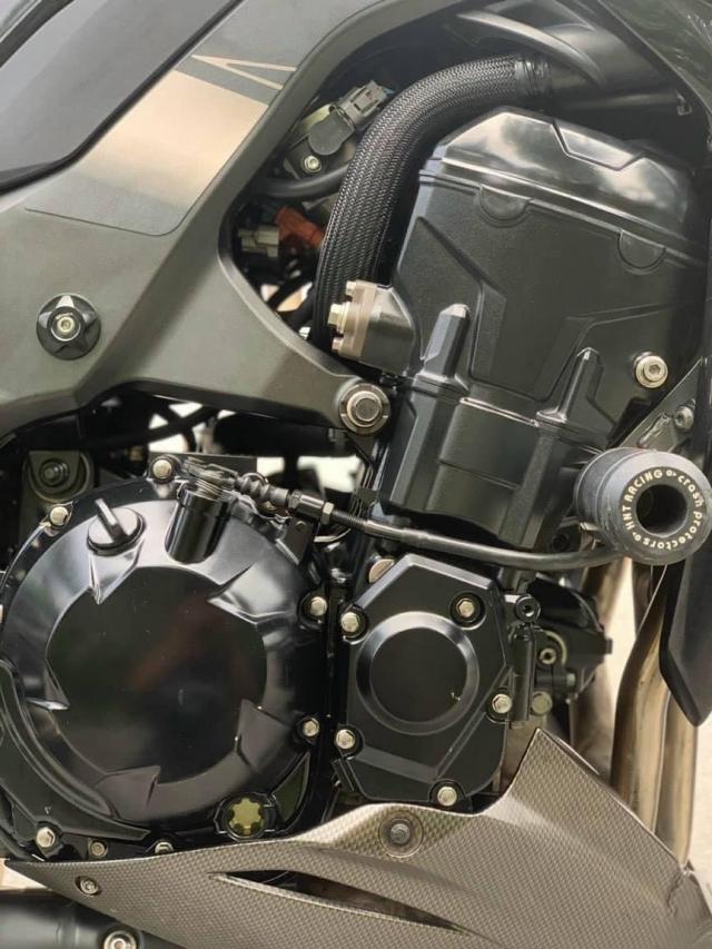 Kawasaki Z1000 ABS 2017 Xe Moi Dep - 2