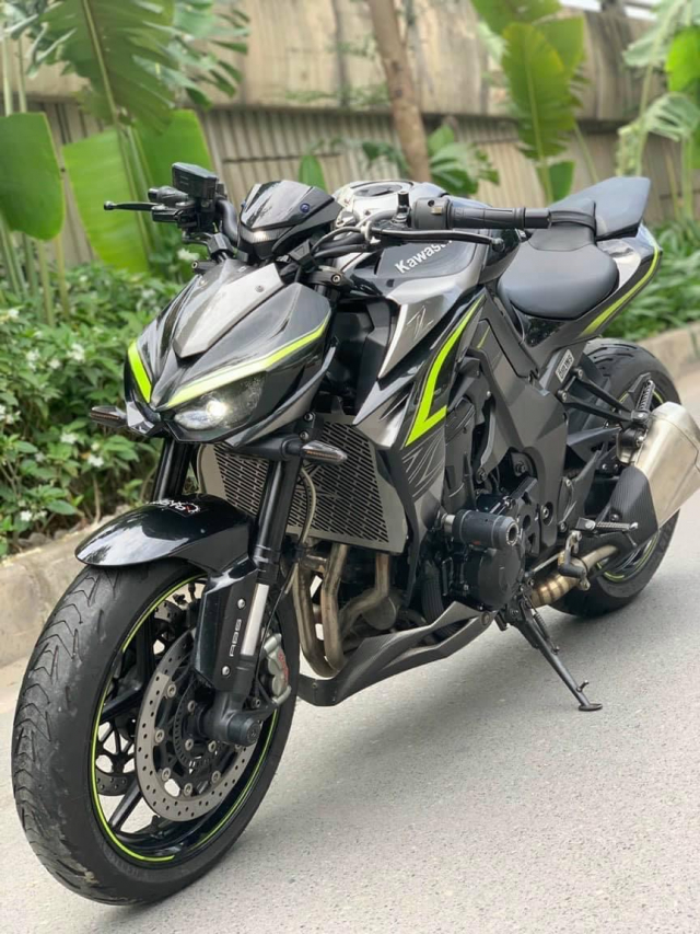 Kawasaki Z1000 ABS 2017 Xe Moi Dep - 5