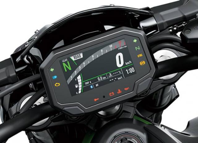 Kawasaki Z900 2020 va MV Agusta Brutale 800 RR tren ban can thong so - 10