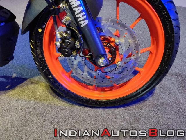 MT15 2021 se duoc Yamaha trang bi ABS 2 kenh