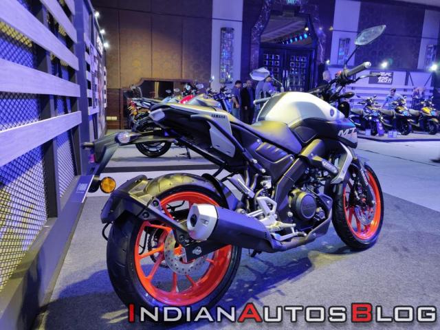 MT15 2021 se duoc Yamaha trang bi ABS 2 kenh - 15