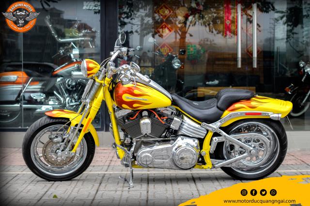 Sieu Pham Hang Hiem Harley Davidson CVO Softail Springer 2009