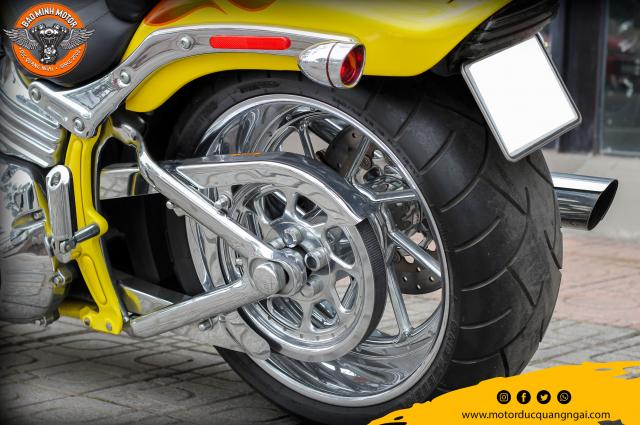 Sieu Pham Hang Hiem Harley Davidson CVO Softail Springer 2009 - 8