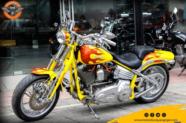Sieu Pham Hang Hiem Harley Davidson CVO Softail Springer 2009 - 12