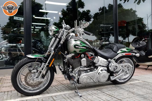 Sieu Pham Hang Hiem Harley Davidson CVO Softail Springer 2009 - 14