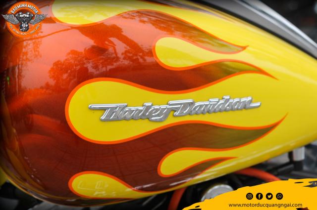 Sieu Pham Hang Hiem Harley Davidson CVO Softail Springer 2009 - 2