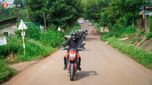 Toan canh hanh trinh Ducati Dream Tour Sai Gon Bao Loc - 4