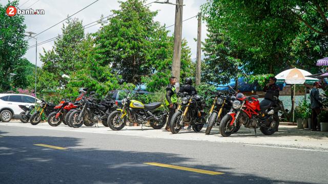 Toan canh hanh trinh Ducati Dream Tour Sai Gon Bao Loc - 25