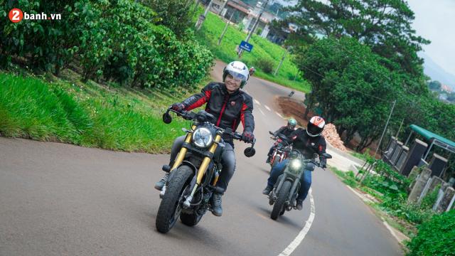 Toan canh hanh trinh Ducati Dream Tour Sai Gon Bao Loc - 39