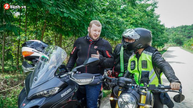 Toan canh hanh trinh Ducati Dream Tour Sai Gon Bao Loc - 5